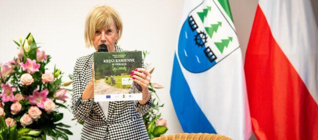 Prezentacja książki o Kręgach Kamiennych w Odrach